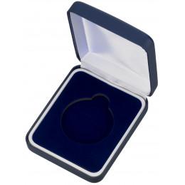 Blue Padded Medal Box