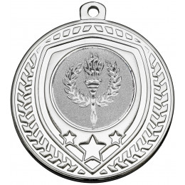 Silver Shield Medal