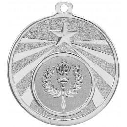 Silver Star Burst Medal
