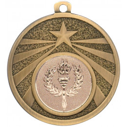 Bronze Star Burst Medal