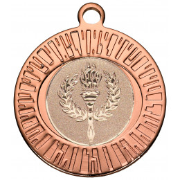 Bronze Base Medal