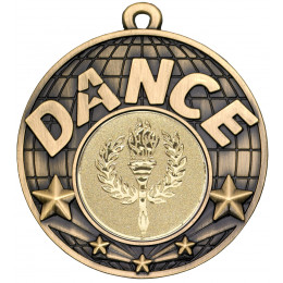 Gold Dance Medal