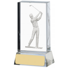 Golf Glass Block