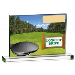 Golf Scene Longest Drive