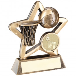 Netball Mini Star Trophy