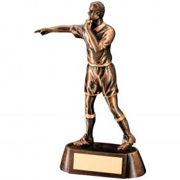 Resin Referee Figure Trophy