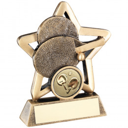 Table Tennis Mini Star Trophy