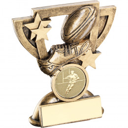 Rugby Mini Cup Trophy