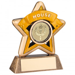Mini Star 'House' Trophy