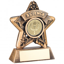 Mini Star 'Science' Trophy