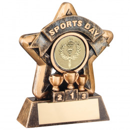 Mini Star 'Sports Day' Trophy