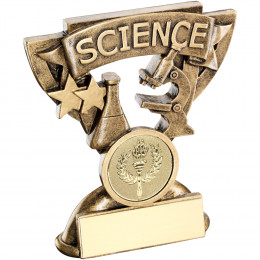 Science Mini Cup Trophy