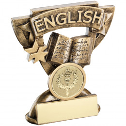 English Mini Cup Trophy