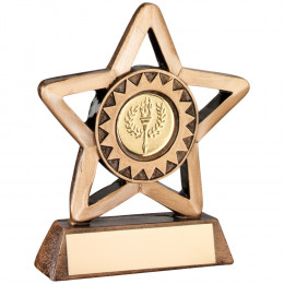 Resin Generic Mini Star Trophy