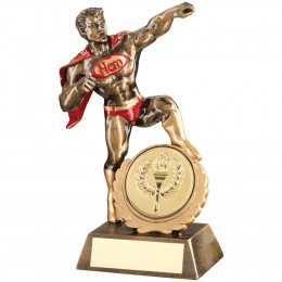 Resin Generic 'Hero' Trophy