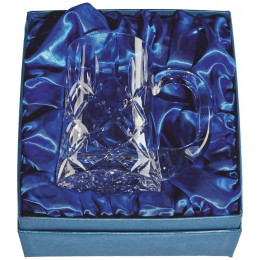 Crystal Tankard in Presentation Box