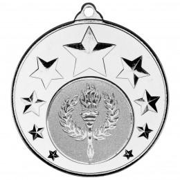 Multi Star Medal  - Silver