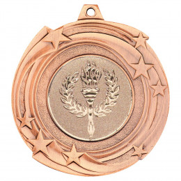 Star Cyclone Medal - Bronze