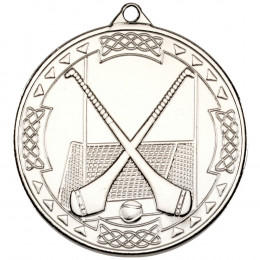 50mm Hurling Celtic Medal