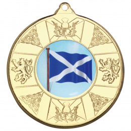 50mm Scotland Medal