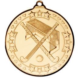 50mm Hockey Medal