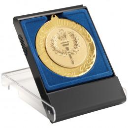 Black Medal Box
