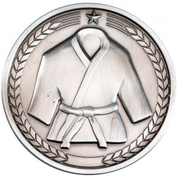 70mm Martial Arts Medallion