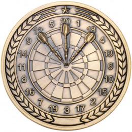 70mm Darts Medallion