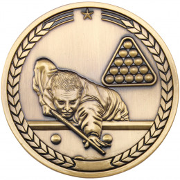 70mm Pool/Snooker Medallion