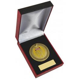Luxury Medal Case for 60mm Medals