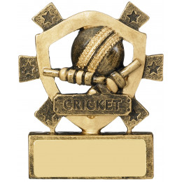 Cricket Mini Shield