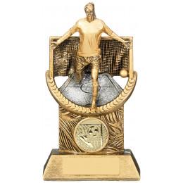 Triumph Female Football Trophy