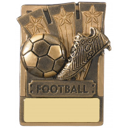 Magnetic Football Fridge Magnet