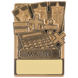 Mini Magnetic Maths Award