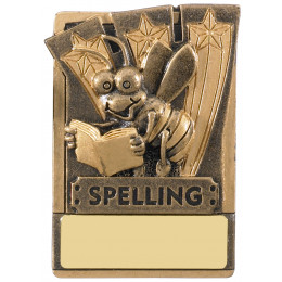 Mini Magnetic Spelling Award