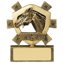 Equestrian Mini Shield