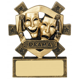 Drama Mini Shield Award