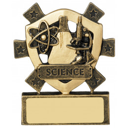 Science Mini Shield Award