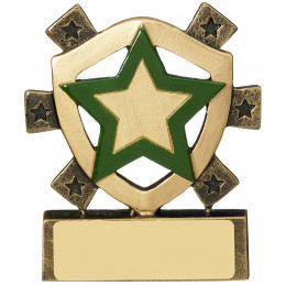 Green Star Mini Shield Award