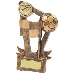 Corner Flag and Ball Football Award