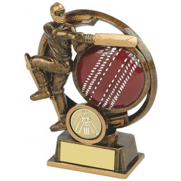 Resin Cricket Batsman Award
