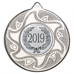 50mm 2019 Silver Medal
