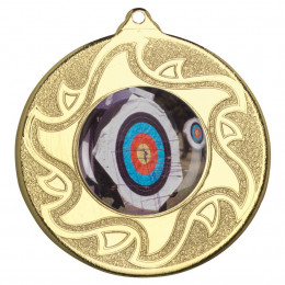 50mm Archery Medal