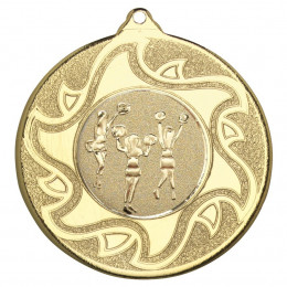 50mm Cheerleaders Medal