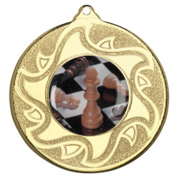 50mm Chess Medal