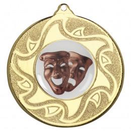 50mm Drama Medal