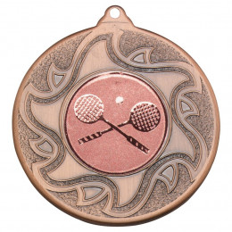 50mm Squash Bronze Medal