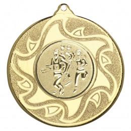 50mm Triathlon Medal