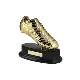 Bright Gold Finish Golden Boot Award