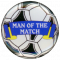 Man of the Match centre - Acrylic